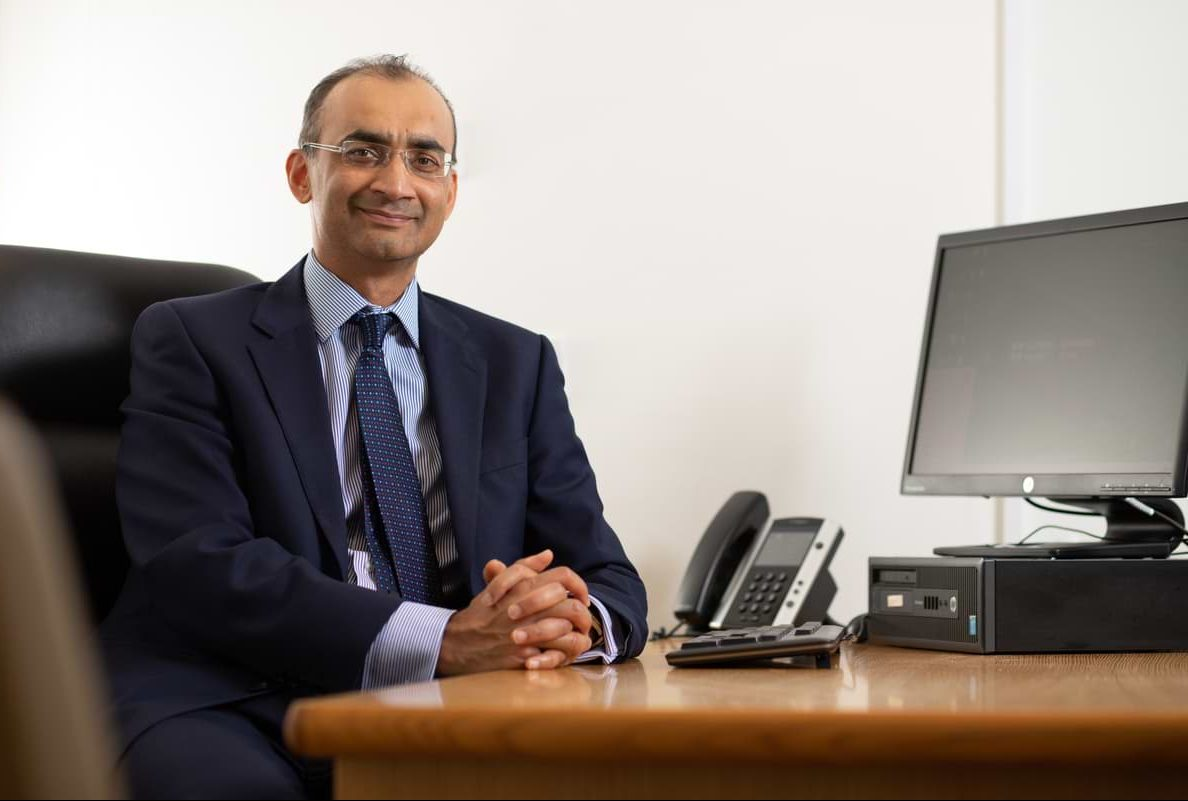 Saj Wajed Upper GI Surgeon Exeter Medico-legal Expert
